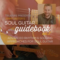 Soul Guitar Guidebook Vol. 2